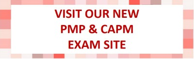 Visit our new PMP and CAPM Training Page