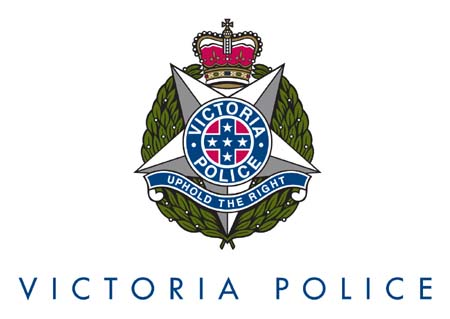 Victoria police used with permission